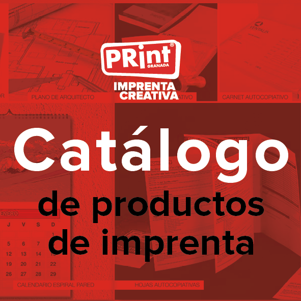 Productos Imprenta